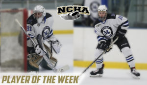 Hockey Players of the Week