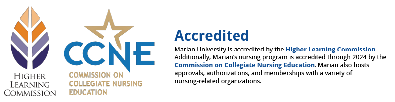 List of nursing accreditations