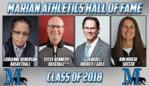 2018 Hall of Fame recipients