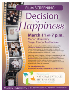 Decision for Happiness poster