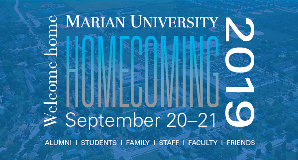 Homecoming Save the Date Postcard 5-17 3