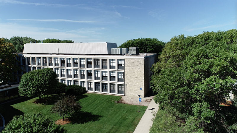 Building on the Campus of Marian University. Learn more about applying for financial aid.